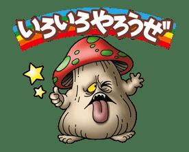 Dragon Quest Monster Stickers sticker #8434