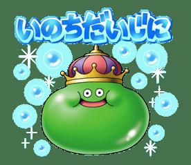 Dragon Quest Monster Stickers sticker #8436