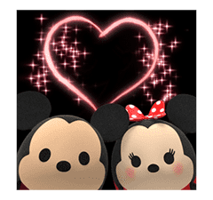 Disney Tsum Tsum Pop-Up Stickers sticker #13480862