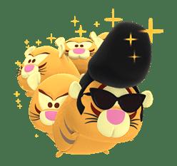 Disney Tsum Tsum Pop-Up Stickers sticker #13480864
