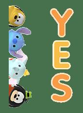 Disney Tsum Tsum Pop-Up Stickers sticker #13480866
