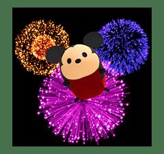 Disney Tsum Tsum Pop-Up Stickers sticker #13480868