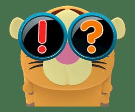 Disney Tsum Tsum Pop-Up Stickers sticker #13480871