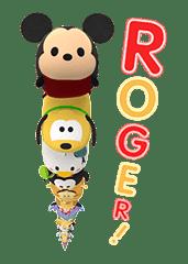 Disney Tsum Tsum Pop-Up Stickers sticker #13480872