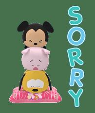 Disney Tsum Tsum Pop-Up Stickers sticker #13480875