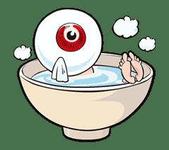 GeGeGe no Kitaro sticker #8992