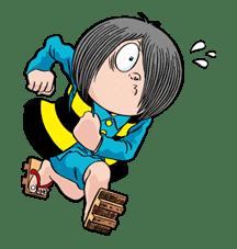 GeGeGe no Kitaro sticker #8998