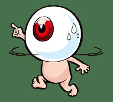 GeGeGe no Kitaro sticker #8999