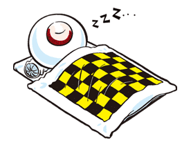 GeGeGe no Kitaro sticker #9010