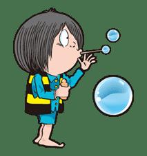 GeGeGe no Kitaro sticker #9013