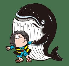 GeGeGe no Kitaro sticker #9020
