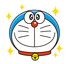Doraemon's Secret Gadgets sticker #9703