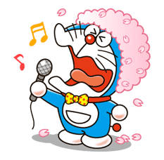 Doraemon's Secret Gadgets sticker #9707