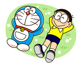 Doraemon's Secret Gadgets sticker #9710