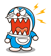 Doraemon's Secret Gadgets sticker #9717