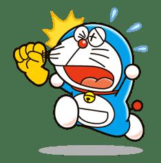 Doraemon's Secret Gadgets sticker #9721