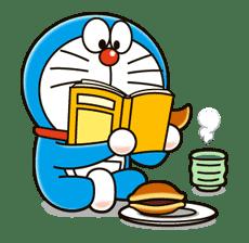 Doraemon's Secret Gadgets sticker #9727