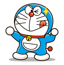 Doraemon's Secret Gadgets sticker #9731