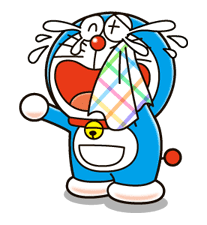 Doraemon's Secret Gadgets sticker #9734