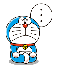 Doraemon's Secret Gadgets sticker #9736