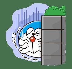 Doraemon's Secret Gadgets sticker #9737