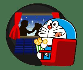 Doraemon's Secret Gadgets sticker #9740