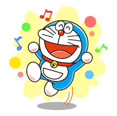 Doraemon's Secret Gadgets sticker #9742