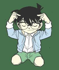 Detective Conan - Case Closed sticker #12469