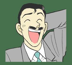 Detective Conan - Case Closed sticker #12473
