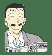 Detective Conan - Case Closed sticker #12474