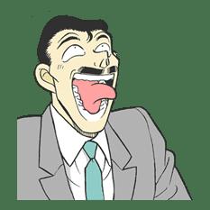 Detective Conan - Case Closed sticker #12475
