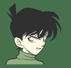 Detective Conan - Case Closed sticker #12479