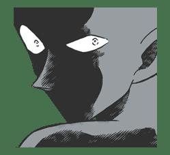 Detective Conan - Case Closed sticker #12485