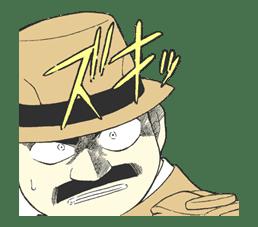 Detective Conan - Case Closed sticker #12487
