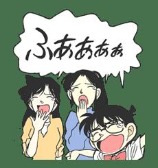 Detective Conan - Case Closed sticker #12492