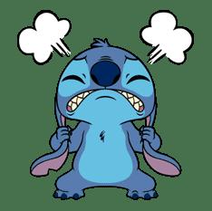 Stitch sticker #14328
