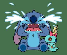 Stitch sticker #14334
