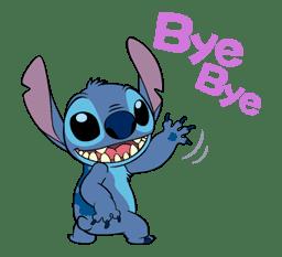 Stitch sticker #14340