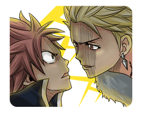 FAIRY TAIL sticker #21639
