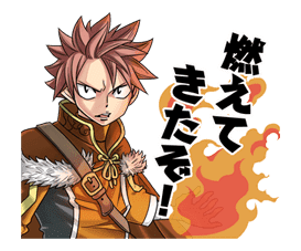 FAIRY TAIL sticker #21642
