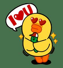 Sally & Friends sticker #23781