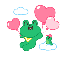 LINE Characters: Pastel Cuties sticker #695104