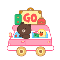 LINE Characters: Pastel Cuties sticker #695126