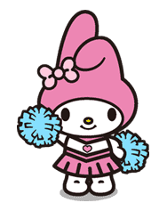 My Melody sticker #5730