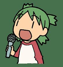Yotsuba & ! sticker #5795