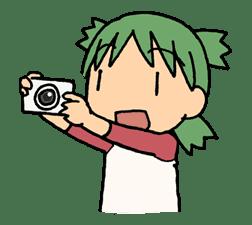 Yotsuba & ! sticker #5806