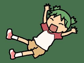 Yotsuba & ! sticker #5814