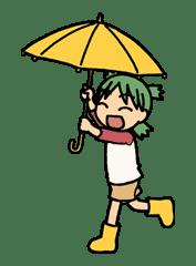 Yotsuba & ! sticker #5821