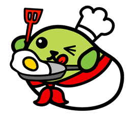 Mameshiba sticker #5852