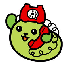 Mameshiba sticker #5860